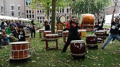 Beat of spirit Taiko japanese drums