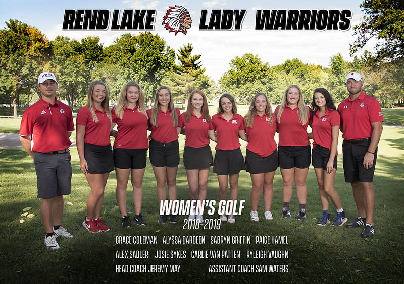 RLC Women's Golf 2018-2019