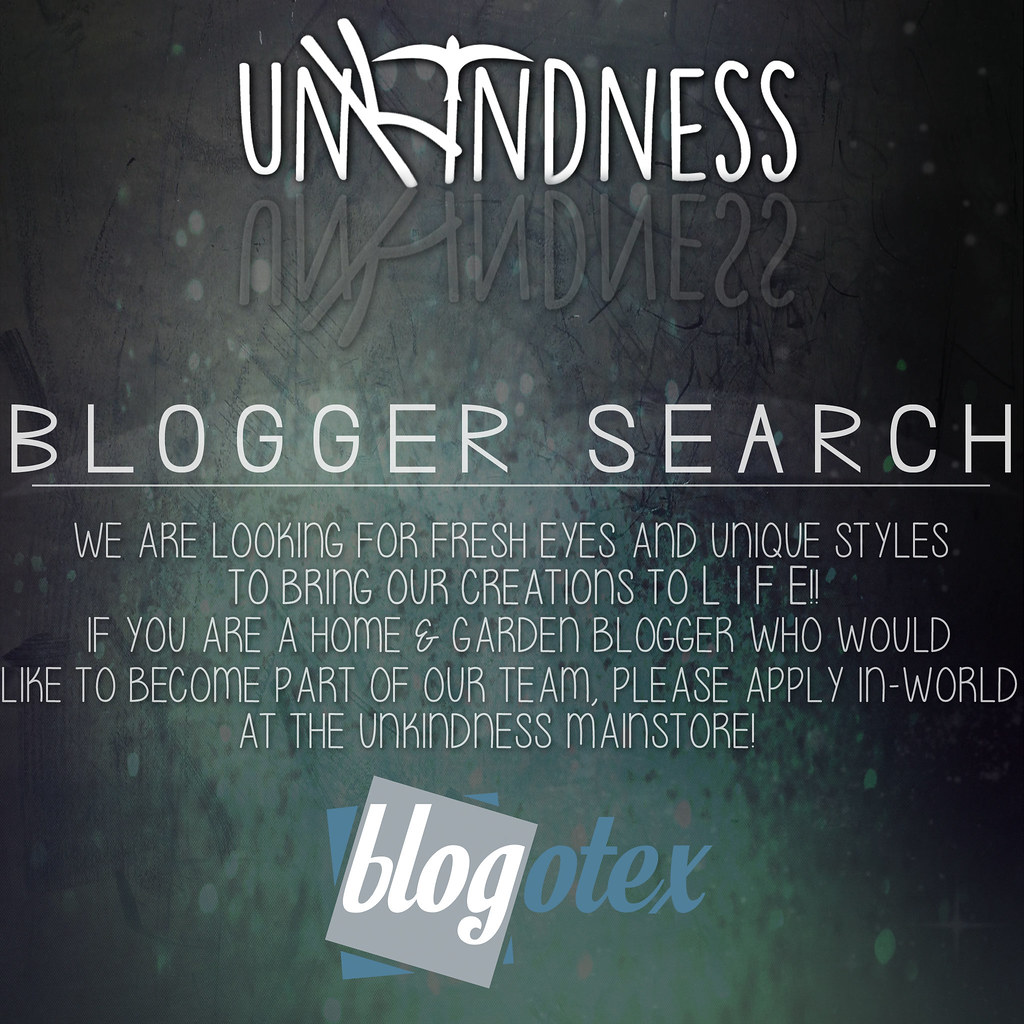 unKindness Blogger Search