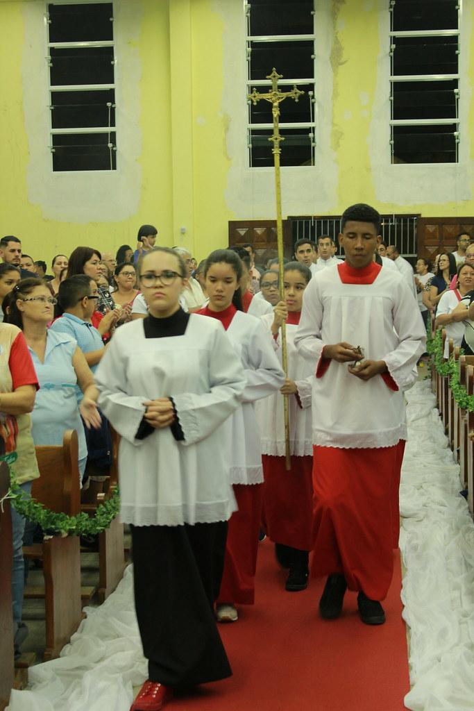 10 anos de Ordenação do Padre Weber Galvani