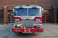 Mount Vernon Fire Department Engine 3