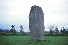Kerguezennec Standing Stone