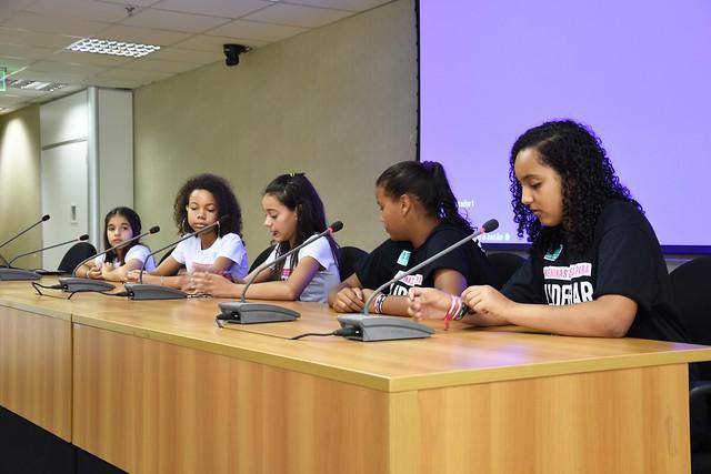 Reunião técnica Dia Mundial da Menina