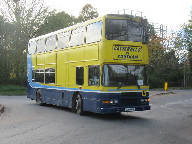 Catteralls of Southam - S951 YOO