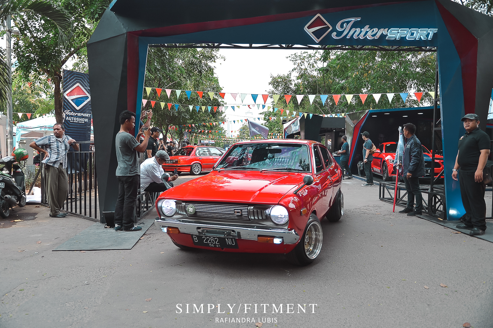 INTERSPORT AUTOSHOW PROPER CAR CONTEST SCBD 2018