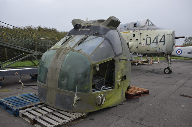 ........ Sea King Nose