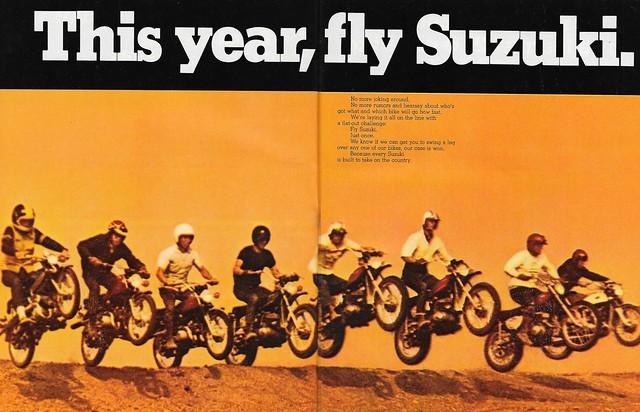 Suzuki 1970 2