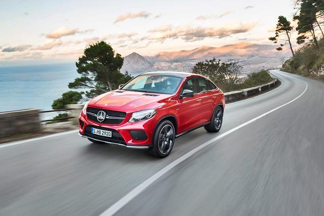 Comprar Mercedes-Benz Classe Gle Coupe