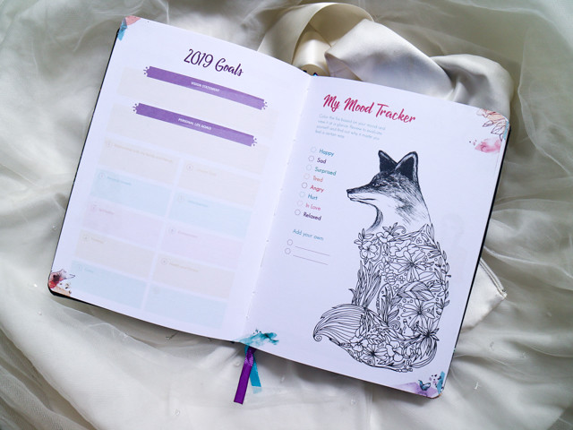 Belle De Jour 2019 Planner (12 of 16)