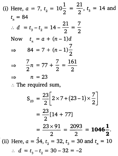 NCERT Solutions for Class 10 Maths Chapter 5 Arithmetic Progressions 50