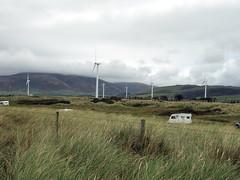 Windfarm on site of RAF Millom