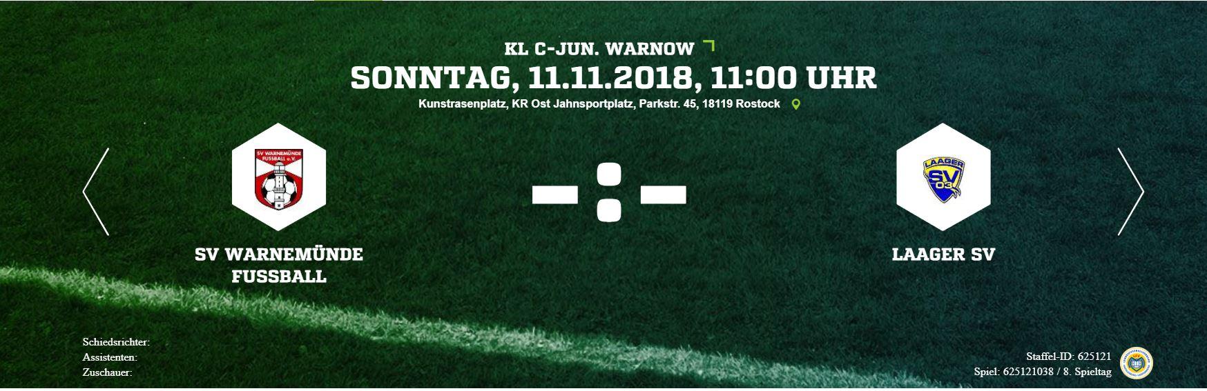 20181111 1100 Fußball C