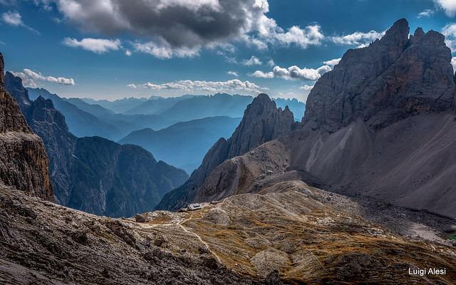 Dolomiti - Rifugio Carducci