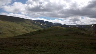 Looking back to Meall Ptarmigan and Stob Poite Coire Ardair beyond | by Seal54