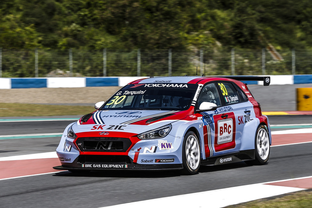 30 TARQUINI Gabriele, (ita), Hyundai i30 N TCR team BRC Racing, action during the 2018 FIA WTCR World Touring Car cup of China, at Ningbo  from September 28 to 30 - Photo Jean Michel Le Meur / DPPI