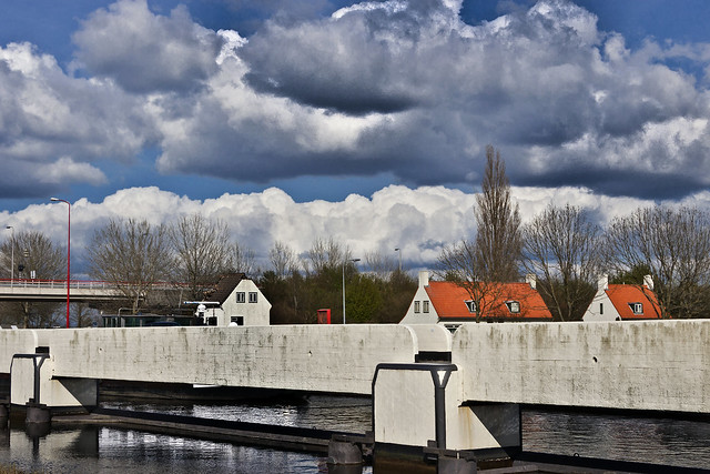 Canal Lock Tacozijl, Fryslân - The Netherlands (6508)