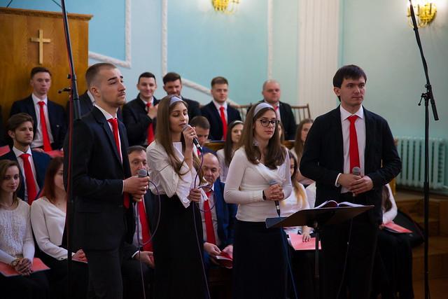 Визит Киевского Объединенного Молодежного Хора (2018)