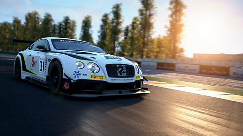 Assetto Corsa Competizione Early Access v0.2 Benthley GT3