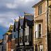 Street Scene, Penzance, Cornwall, UK