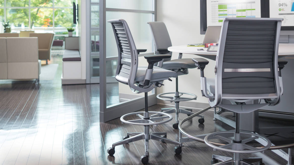 How to be comfortable instead of sedentary with an ergonomic office chair