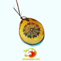 #mandala #mandalas Wooden Jewellery www.Retrosheep.com Handmade Wooden Necklace Handmade Charm Necklace #amazonhandmade #Retrosheep #Personalised #Gifts FIND US ON AMAZON HANDMADE https://ift.tt/2CRPbg3 #jewelry #jewellery #handmade #giftideas #nordic #vi