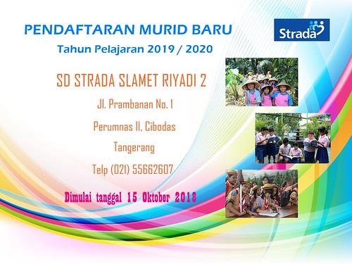 Pendaftaran Murid Baru Tahun Pelajaran 2019-2020