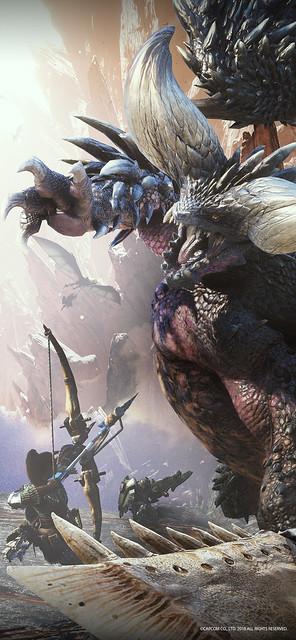 Interview Capcom Shares First Details On Monster Hunter World