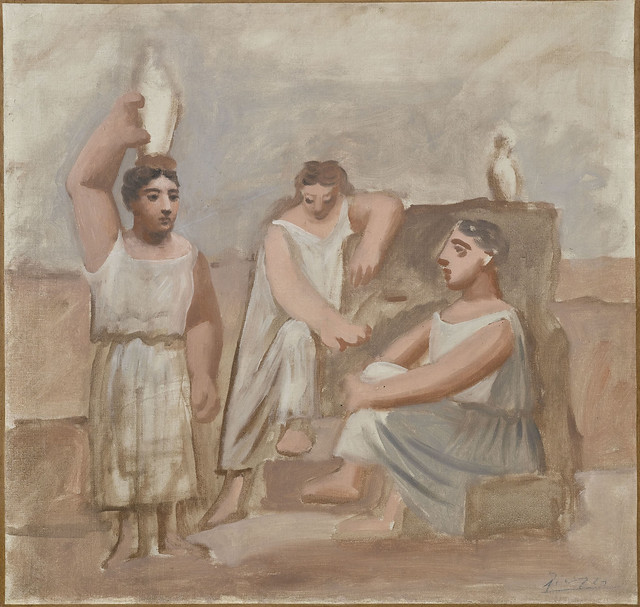 Femmes à la fontaine