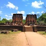 Image of Royal Palace of King Parakramabahu near Polonnaruwa. unesco world heritage polonnaruwa srilanka ccby ancient monument travel wikicommons wikipedia nahidsultan
