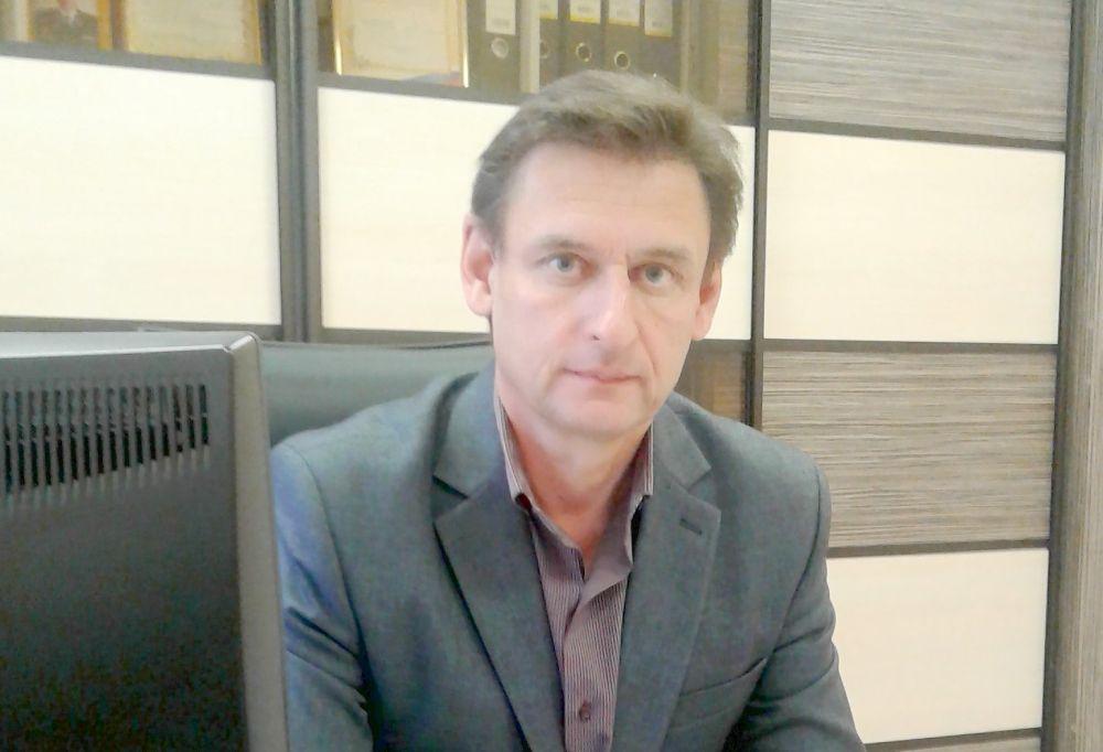 Начальник отделения Пенсионного фонда Смоленской области в Ярцевском районе Марк Коровченко