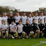 Ulster JFC Emyvale v Newtownstewart