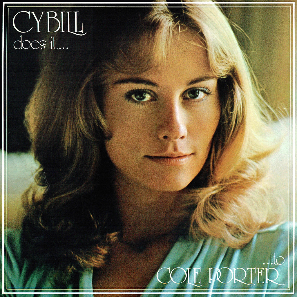 Cybill Shepherd - Cybill Does It... To Cole Porter