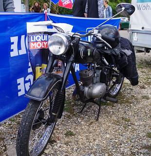 1950 DKW RT 125