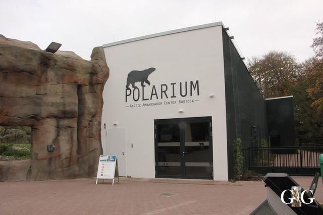 Besuch Zoo Rostock 20.10.201872