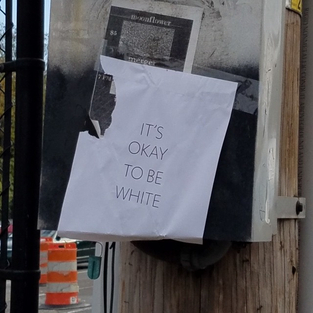 White nationalist campaign brings racially motivated messages to campus