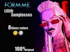 FORMME. Lilith Sunglasses