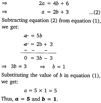 NCERT Solutions for Class 10 Maths Chapter 3 Pair of Linear Equations in Two Variables e5 2a