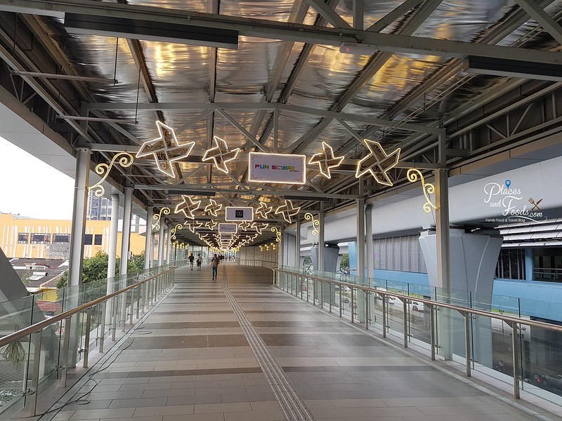 ekocheras mall mrt link