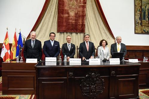 Acto conmemorativo del XX aniversario de la Magna Charta Universitatum