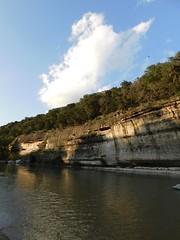 Guadeloupe River Cloudscape