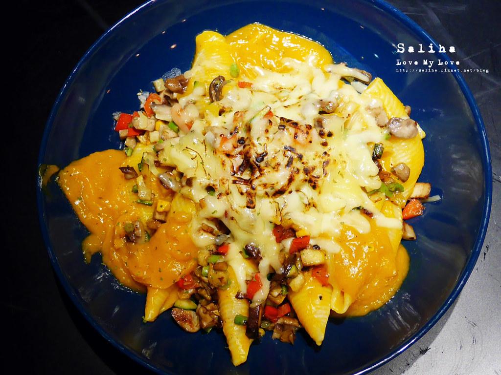 板橋府中捷運站附近好吃素食義大利麵餐廳推薦abv閣樓餐廳 (1)