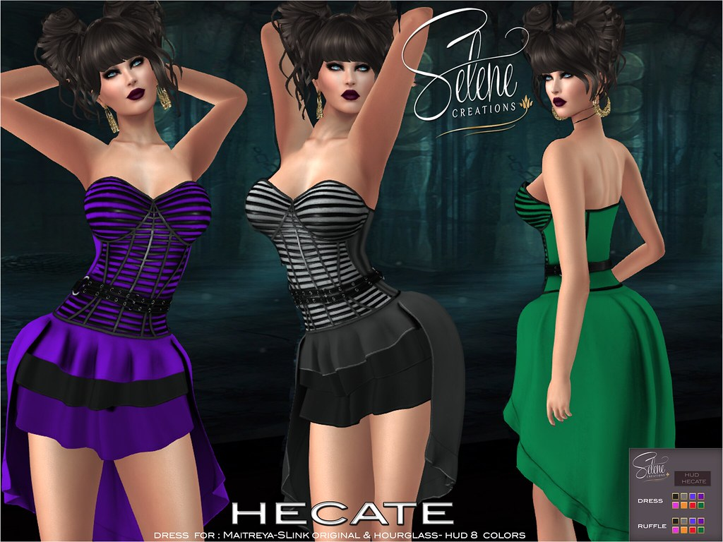 Hecate @ Swank Event