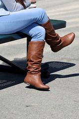 2016-04-01 (34) boots at Laurel Park