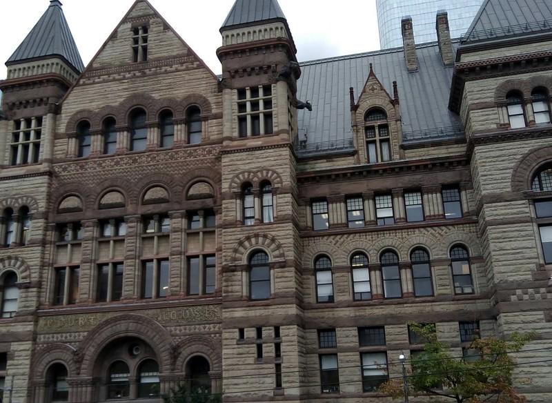 多倫多主要地標市政廳 (5)