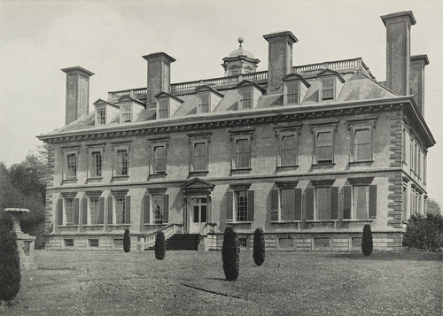 Coleshill house exterior
