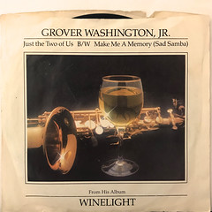 GROVER WASHINGTON, JR.:JUST THE TWO OF US(JACKET A)