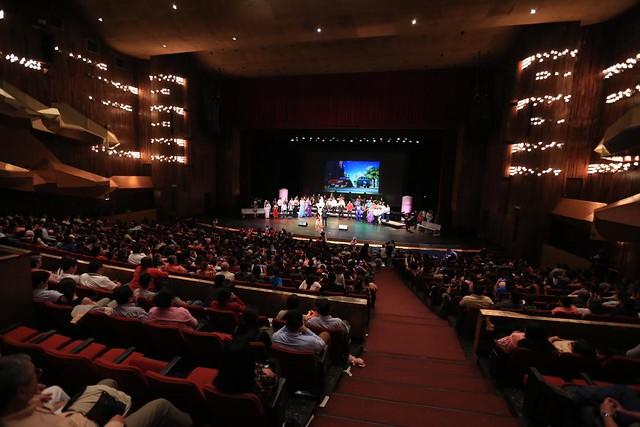 Coro Nacional de Guatemala regala magia musical a las familias