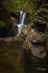 Duggers Falls - Blue Ridge Parkway, NC
