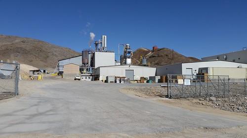 Lithium Cracking Station