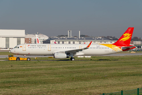 A321-231(SL) Capital Airlines D-AVZT - B-302V MSN8534 | by hendriksehoof55